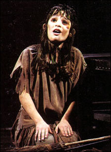 Lea Michele les miserables
