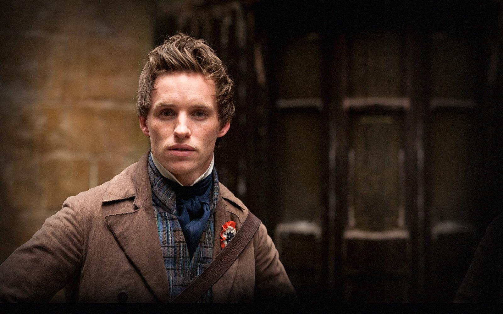 Marius Pontmercy Les Miserables Movie Marius Actor