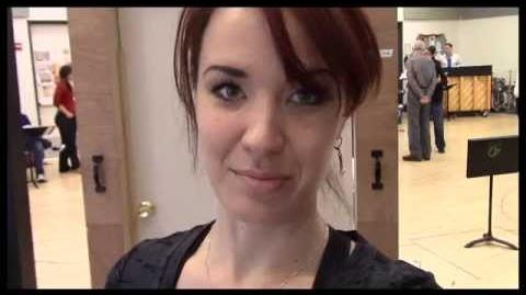 "Going Bridal Backstage at ""It Shoulda Been You"" with Sierra Boggess, Episode 1 Fit to Be Married"