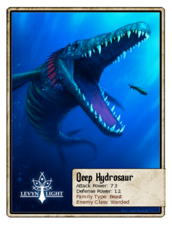 Deep Hydrosaur