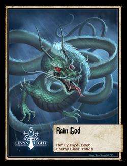 Rain God