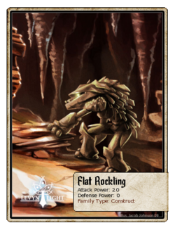Flat Rockling