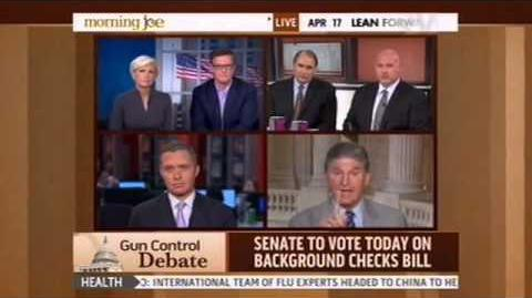 Manchin on background checks