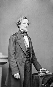 220px-Jefferson Davis - NARA - 528293 restored