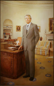 James Earl Carter, Jr., , Thirty-ninth President (1977-1981)