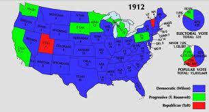 Progressive party 1912