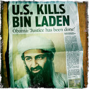 U.S. Kills Bin Laden