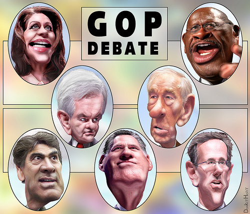 File:Caricatures- GOP Presidential Debate Participants.jpg
