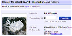 Iceland-sale