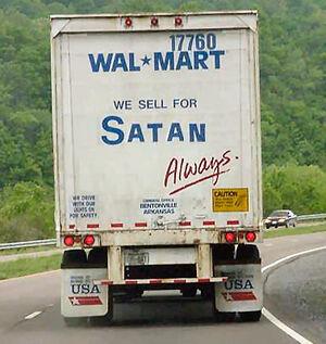 Wal-satan