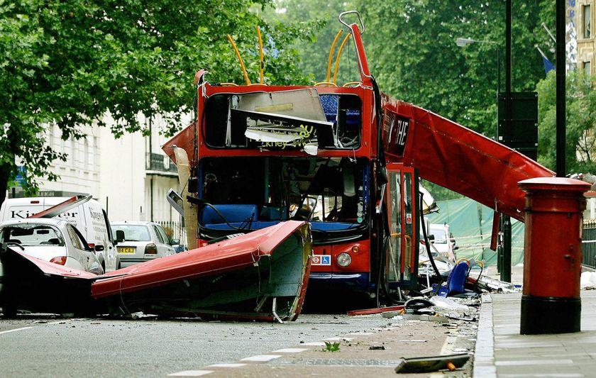 Terrorist Attacks Wikipedia: July 7, 2005 London Bombings