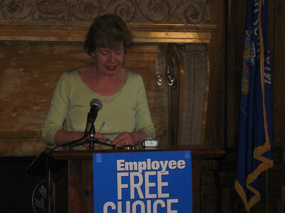 WI- Congress Woman Tammy Baldwin