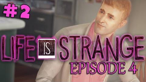 LIFE IS STRANGE DARK ROOM ( 2) William