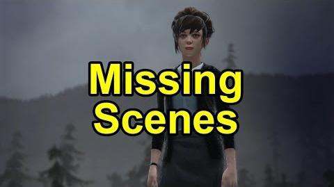 Life is Strange Episode 2 Beta. Kate and Daniel's missing scenes.