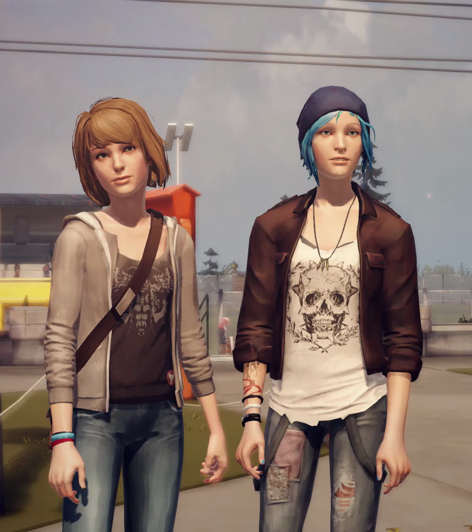 Life is strange chloe and max fanfiction
