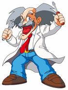 Dr. Albert Wily
