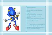 LoH Card-Metal Sonic