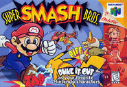 Supersmash boxart