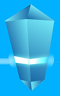 Bluecrystal-trim