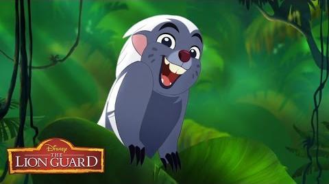 Zuka Zama Music Video The Lion Guard Return of the Roar Disney Junior