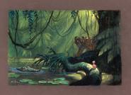 KingOfTheJungle-Leopard&Krokodil