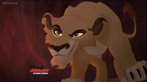 The Lion Guard- Lions Over All