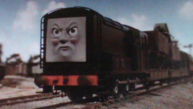 diesel from thomas and friends - photo #8