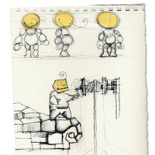 Yellowhead's second design.
