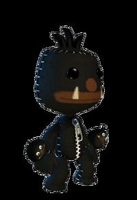 Black Roco Costume