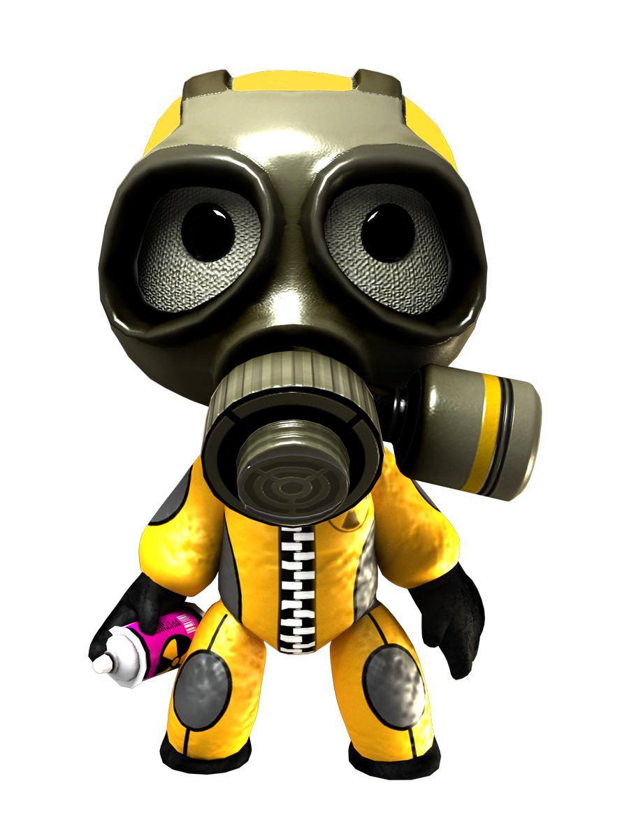 Image - Hazmat.jpg | LittleBigPlanet Wiki | Fandom powered by Wikia