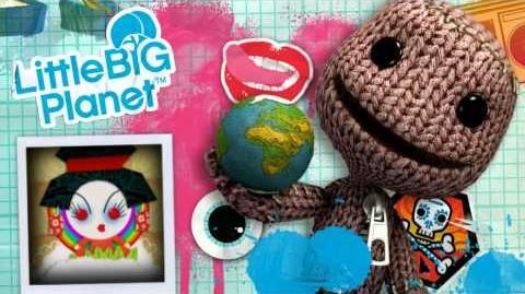 Little Big Planet Soundtrack - The Islands-3