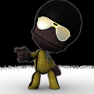 TriForce LittleBigPlanet - Delson Rowe Sackboy Statue - The Toyark ...