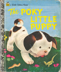 Poky little puppy