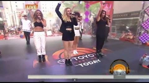 Little Mix - Salute LIVE On Today Show 2014