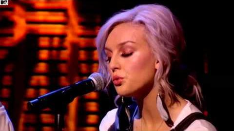 Little Mix perform 'Going Nowhere' acoustic on MTV Live