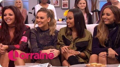 Little Mix On Working With One Direction Lorraine