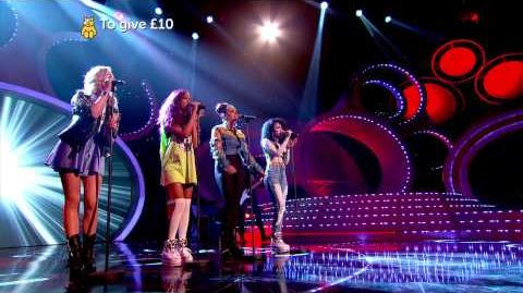 Little Mix - Change Your Life - Children in Need