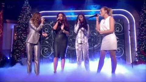 Little Mix - Little Me (The Paul O'Grady Show)