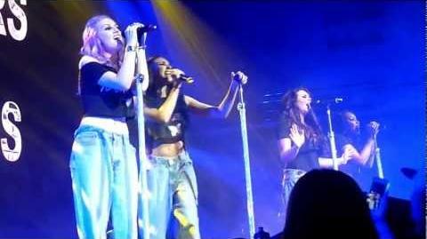 Little Mix (HD) - Change Your Life (Live, DNA Tour 2013, Royal Concert Hall, Nottingham)