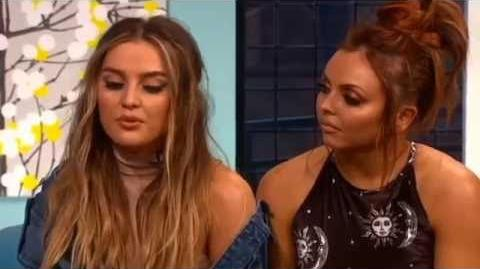 Little Mix Interview (Sunday Brunch 2016)