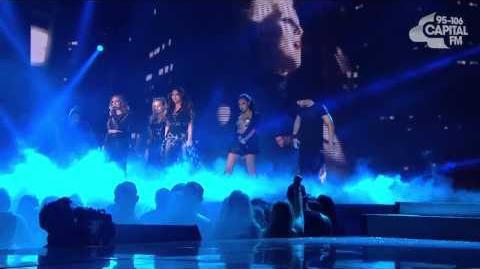 Little Mix - DNA - Capital FM Jingle Bell Ball 2013