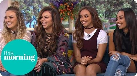 Little Mix Talk Clothes Controversy, Honey G And Shout Out To My Ex This Morning