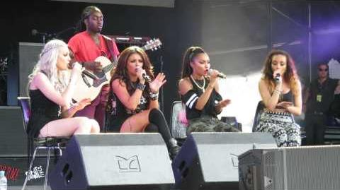 Little Mix, Going Nowhere - Alton Towers Live 2013