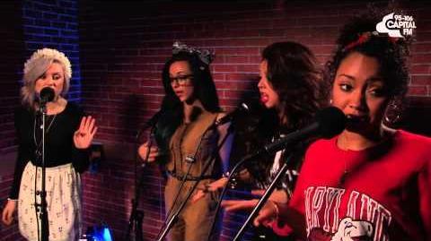 Little Mix - Wings (Capital FM Session)