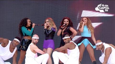 Little Mix - 'Black Magic' (Summertime Ball 2015)