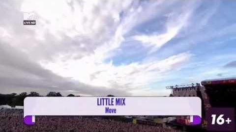 Little Mix - V Festival 2016 Full (Move)