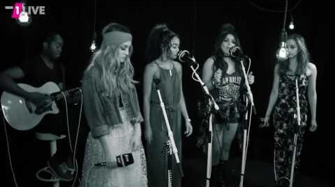 Little Mix - Counting Stars Holy Grail (WDR 1 Live In Germany 2016)
