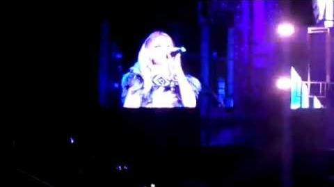 Little Mix - Nothing Feels Like You (Salute Tour Birmingham - 16 05 14)