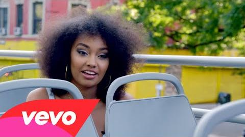 Little Mix - Get To Know Leigh-Anne (VEVO LIFT) Brought To You By McDonald's