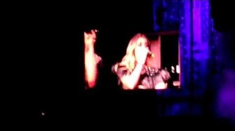 Little Mix - About The Boy (Salute Tour Birmingham - 16 05 14)